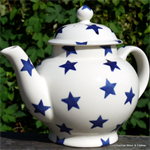 Emma Bridgewater servies. Emma Bridgewater Blue Star