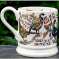 Emma Bridgewater Game Birds ½ pint mug, pheasant