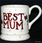 Emma Bridgewater ½ pint mug Best Mum
