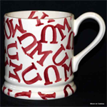 Emma Bridgewater ½ pint mug all over mum