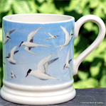 emma bridgewater. half pint mug flying terns