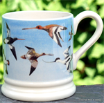 emma bridgewater sale. half pint mug flying waders