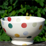 Emma Bridgewater, polka dot french bowl