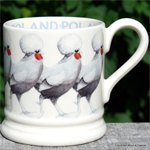 emma bridgewater ½ pint mug Poland / servies