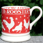 emma bridgewater. ½ pint mugs / servies