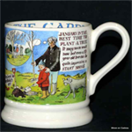 emma bridgewater year inthe country gardener ½ pint mug