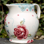Emma Bridgewater. sale Rose & Bee ½ Pint Mug