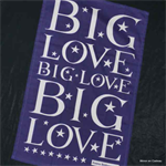 Emma Bridgewater Tea Towel Big Love