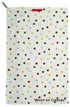 Emma Bridgewater. tea towel, Polka Dot