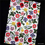 Emma Bridgewater Tea Towel Scattered Flowers