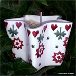 emma bridgewater star candle christmas star
