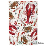 Emma Bridgewater Tea Towel Shellfish
