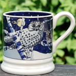 Emma Bridgewater sale. ½ pint mug owls at night blue 2016