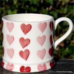 Emma Bridgewater Polka Dot Stacks Baby Mug