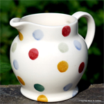 Emma Bridgewater. tiny jug polka dot