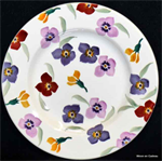 Emma Bridgewater. 8½ plate wallflower