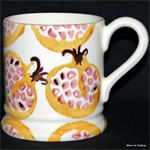 Emma Bridgewater Pomgranite ½ pint mug