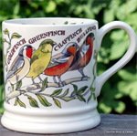 Emma Bridgewater sale. 1 pint mug garden birds