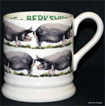 Emma Bridgewater sale. Berkshire ½ pint mug