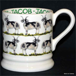 Emma Bridgewater sale. jacob ½ pint mug Emma Bridgewater