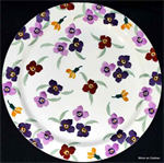 Emma Bridgewater cheese plate wallflower Emma Brigewater