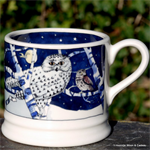 Emma Bridgewater Owls at Night baby mug