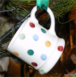 Emma Bridgewater polka dot tiny mug