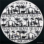 Emma Bridgewater We Three Kings 8½ Plate