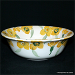 emma bridgewater sale. Servies, Yellow Wallflower Cereal Bowl