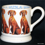 Emma Bridgewater. Servies, Vizla ½ Pint Mug