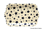 Emma Bridgewater Melamine, Small Tray Starry Skies