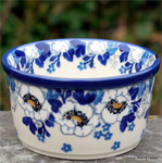 Bunzlau Castle. Ramekin bowl Lady