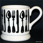emma bridgewater sale. forks & knives