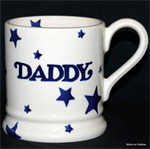 emma bridgewater sale. starry skies ½ pint mug