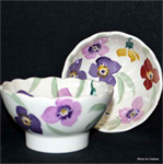 Emma Bridgewater. Wallflower small fluted bowl