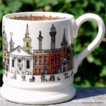 emma bridgewater. cities of dreams ½ pint mug london