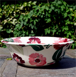 Emma Bridgewater sale. Zinnias cereal bowl