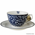 Laura Ashley servies, kop en schotel 178675 alyssa