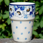 Bunzlau Castle. Milk Mug  Lady 1071-2222