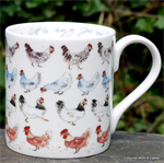 sophie allport. mug Lay a Little Egg SA-BMCH01