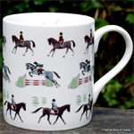sophie allport. mug Hold Your Horses SA-BMHO01