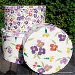 Emma Bridgewater wallflower set 3 cake tin Emma Bridgewater