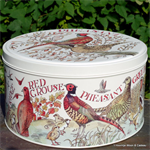 Emma Bridgewater, wallflower cake tin medium