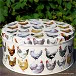 Emma Bridgewater. Hen & Toast cake tin small
