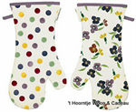Emma Bridgewater Walflower & Polka Dot