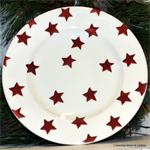 emma bridgewater sale. Red Star pasta bowl