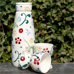 Emma Bridgewater. Spring Floral small milk bottle