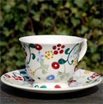 Emma Bridgewater. small teacup & saucer Spring Floral