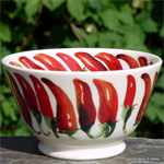 Emma Bridgewater. old bowl Vegetable Garden