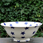 Emma Bridgewater. serving bowl Blue Star